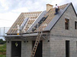 Couverture toiture en Ile de France